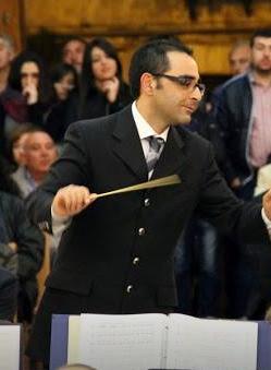Il Maestro Vincenzo Grimaldi